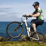 Expert Mountain Biker Hugh McMahon