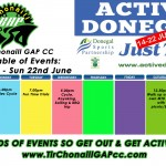 Active Week Events